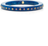 Mark Davis Blue Evelyn Bangle