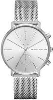 Michael Kors Men's Chronograph Jaryn Stainless Steel Mesh Bracelet Watch 42mm MK8541