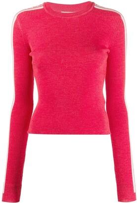 Fiorucci long-sleeve logo sweater