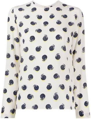 Stella McCartney Louisa silk top