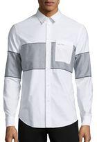 Plac Retro Spectrum Striped Shirt