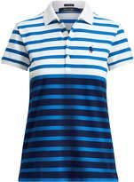 Lauren Ralph Lauren Ralph Lauren Classic Fit Striped Polo Shirt
