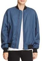 d.RA Bruce Bomber Jacket