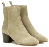 Isabel Marant Deyissa suede ankle boots