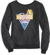 Wildfox Couture Girls' Relax Heathered Pullover