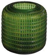 Ethan Allen Small Lucira Emerald Vase