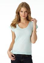 Alloy Wrap Back Tee