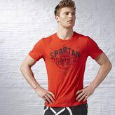 Reebok Spartan Race Short Sleeve Bi-Blend Tee