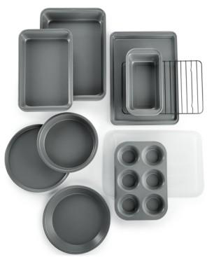 Martha Stewart Essentials 10-Pc. Bakeware Set, Created for Macy's