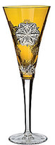 Waterford Snowflake Wishes Peace Prestige Edition, Amber Flute