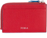 Furla zipped card holder - men - Leather - One Size