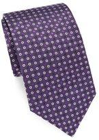 John Varvatos Solid Italian Silk Tie