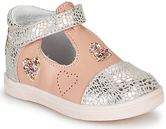 GBB ANISA girls's Shoes (Trainers) in Pink