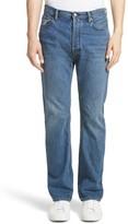 Acne Studios Men's Land Classic Straight Leg Jeans