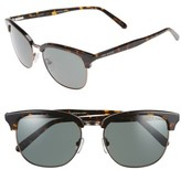 Ted Baker Men's 54Mm Polarized Sunglasses - Tortoise