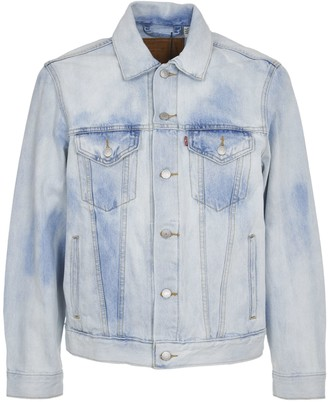 Levi's Levis Levis: Light Blue Trucker Jacket