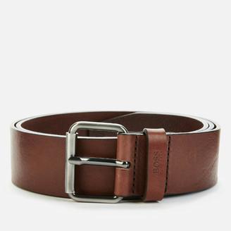 HUGO BOSS Men's Serge Leather Belt