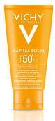 Vichy Ideal Soleil Velvety Face Cream SPF 50+ 50ml