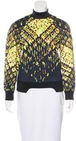 Peter Pilotto Printed Long Sleeve Sweatshirt w/ Tags