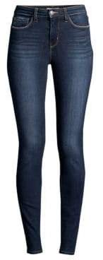 L'Agence Marguerite Skinny Distressed Jeans