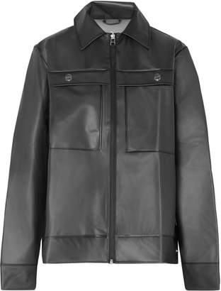 Rains Glossed-tpu Jacket