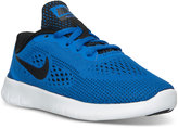 Nike Little Boys' Free Run Running Sneakers from Finish Line