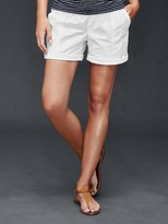 Demi panel girlfriend utility shorts