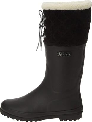 Aigle Women's Polka Giboulee Snow Boots