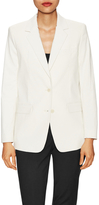 Helmut Lang Cotton Shrunken Stretch Jacket