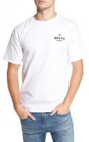 Brixton Men's Peabody Standard T-Shirt