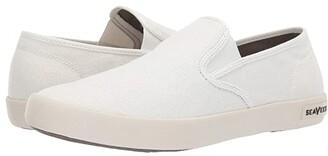 SeaVees Baja Slip-On Standard (White) Men's Slip on Shoes