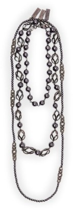 Max Mara Umano Beaded Necklaces (Set of 3)