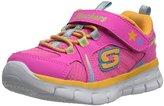 Skechers Synergy-Lovespun Washable Athletic Sneaker (Toddler/Little Kid)