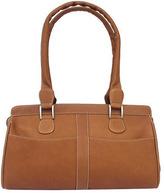Piel Women's Leather Double Handle Handbag 2438