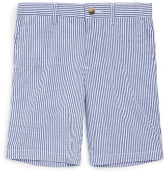 Ralph Lauren Kids Stripe Print Shorts (2-4 Years)