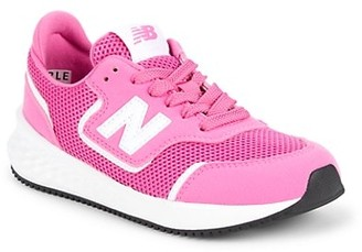 New Balance Girl's X70 Mesh Sneakers