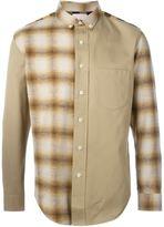 Palm Angels multi check print shirt - men - Cotton/Polyester - 46