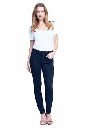Seven7 Women's Tummyless Skinny Jean