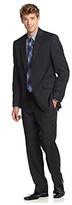 Kenneth Cole Reaction Men's Black Tic Suit Separates