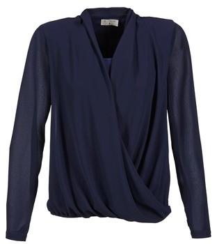 Betty London EDRAPE women's Blouse in Blue
