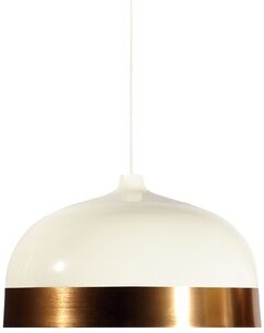 Innermost Glaze 1 - Light Single Dome Pendant