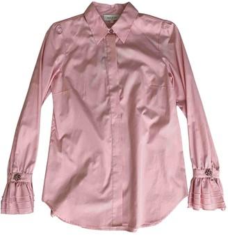 Paul & Joe Pink Cotton Top for Women