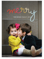 Minted Too Cute Christmas Photo Cards