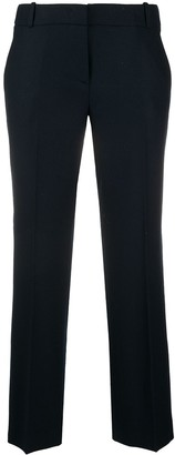 Drumohr Cropped Tailored Trousers