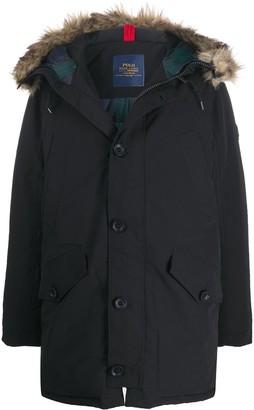Polo Ralph Lauren Hooded Padded Jacket