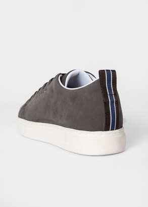 Paul Smith Men's Grey Leather 'Lee' Trainers