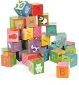 Janod Animal Alphabet Blocks