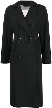 MACKINTOSH Laurencekirk high-density trench coat