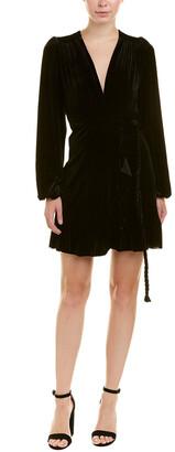 MISA Agne Wrap Dress