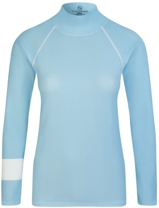 H. Holderness Glacier Winter Weight Long Sleeve Top